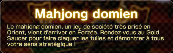 Mahjong domien