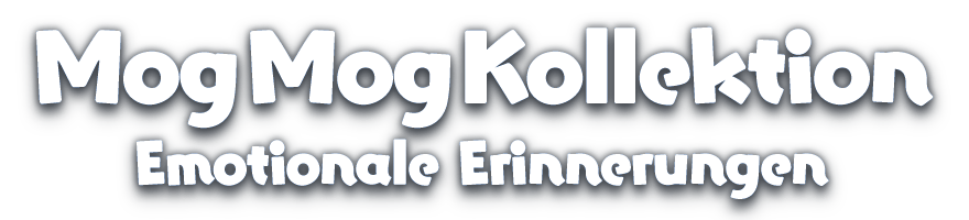 Mog Mog Kollektion Emotionale Erinnerungen