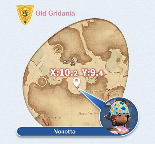Old Gridania Nonotta