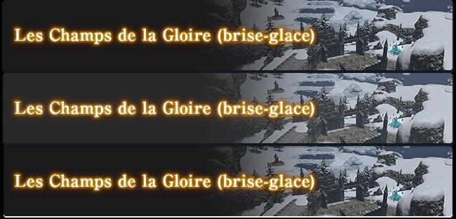 Les Champs de la Gloire (brise-glace)