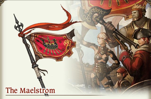 Maelstrom | FINAL FANTASY XIV, The Lodestone