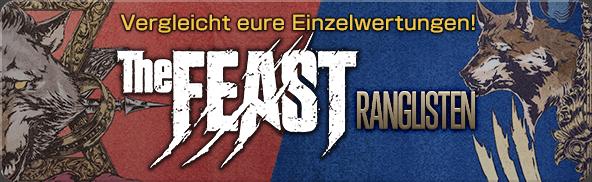 The Feast-Ranglisten