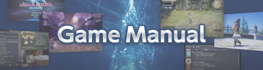 Game Manual