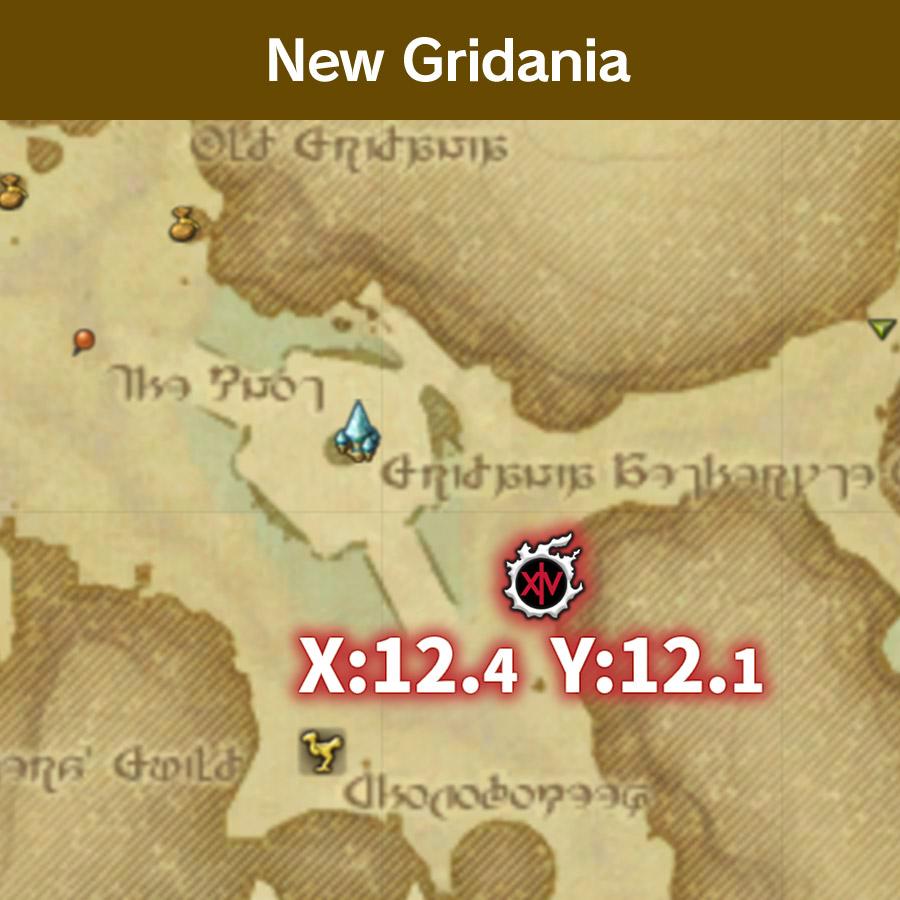 New Gridania