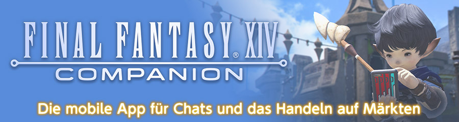 FINAL FANTASY XIV Companion