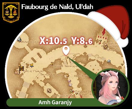 Ul'dah - Faubourg de Nald Amh Garanjy