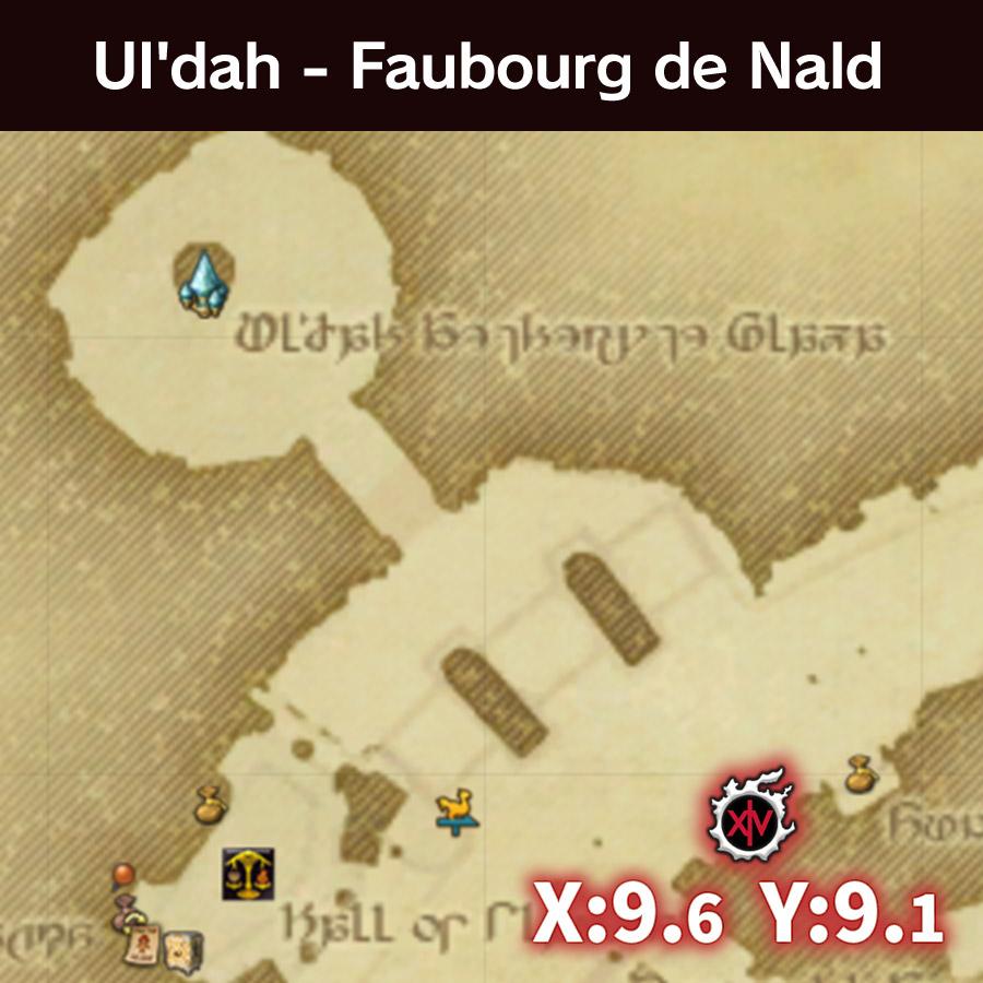 Ul'dah - Faubourg de Nald