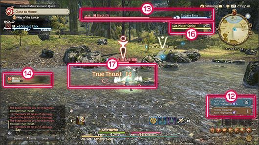 FINAL FANTASY XIV, The Lodestone - Windows® Play Guide