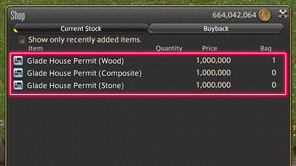Additional Plots and Purchasing Guide | FINAL FANTASY XIV