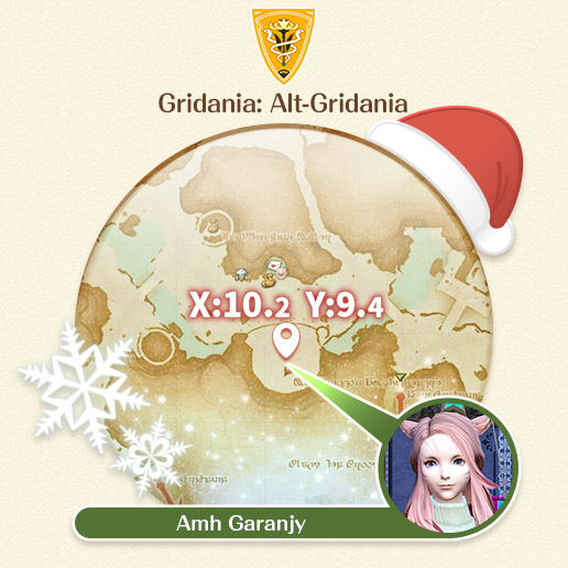 Gridania: Alt-Gridania Amh Garanjy