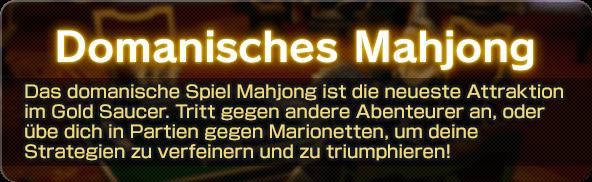 Domanisches Mahjong