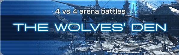 4 vs 4 arena battles