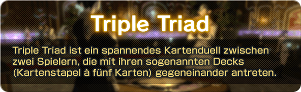 Triple Triad