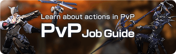 Learn about actions in PvP
