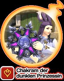 Chakrams der dunklen Prinzessin