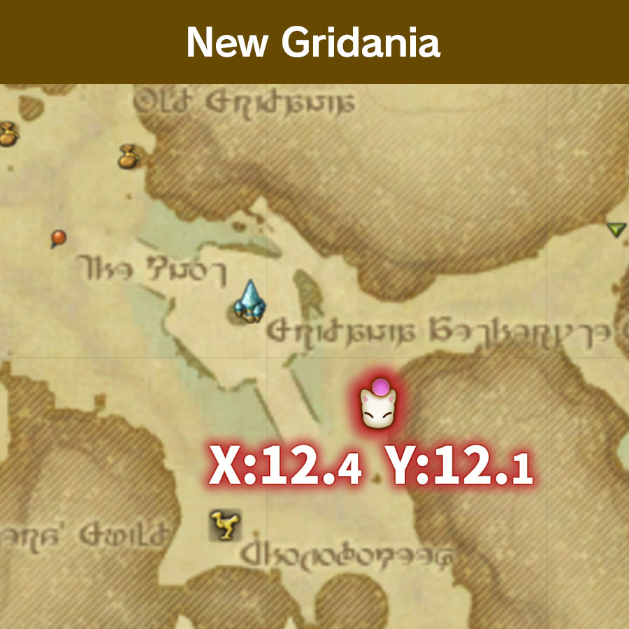 New Gridania