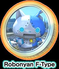 Robonyan F-Type