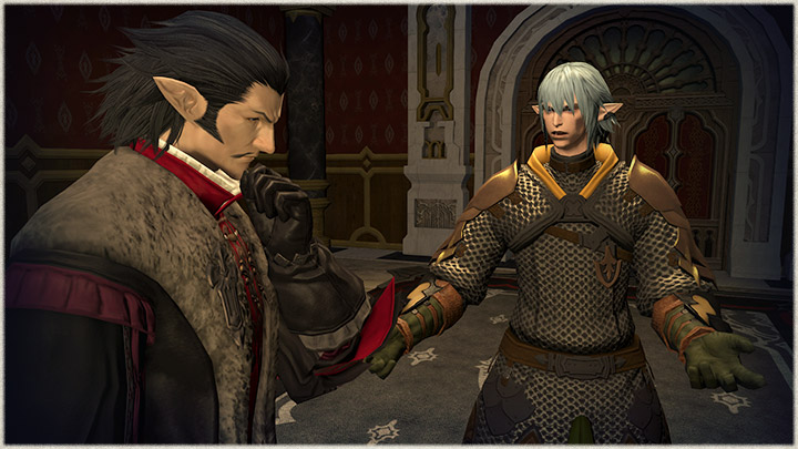 Tales from the Dragonsong War | FINAL FANTASY XIV, The Lodestone
