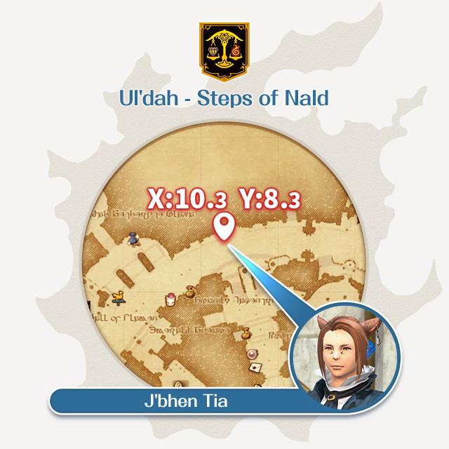 Ul'dah - Steps of Nald J'bhen Tia