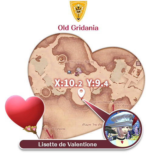 Old Gridania Lisette de Valentione