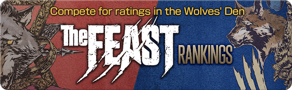 The Feast Rankings