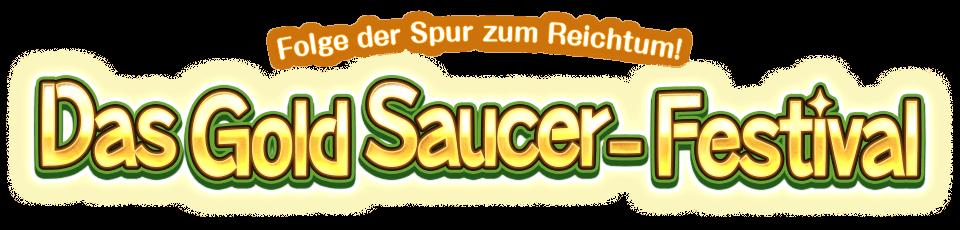 Das Gold Saucer-Festival Folge der Spur zum Reichtum!