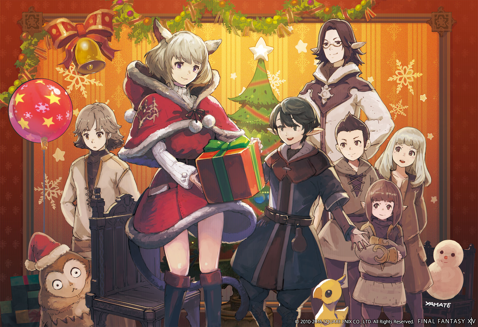 Ffxiv Christmas 2019 Starlight Celebration 2016 | FINAL FANTASY XIV, The Lodestone