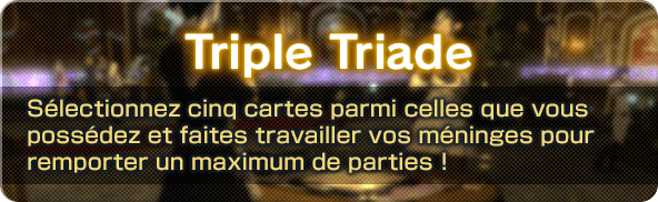 Triple Triade