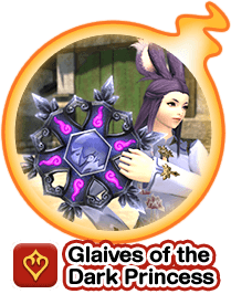 Glaives of the Dark Princess
