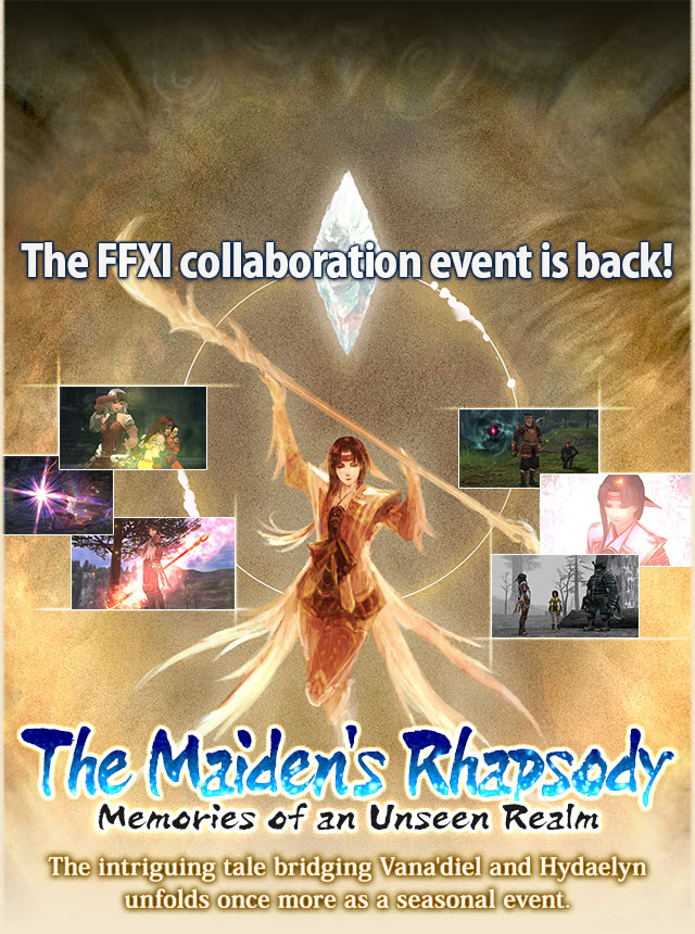 Ffxiv Halloween Event 2020 The Maiden's Rhapsody 2020 | FINAL FANTASY XIV, The Lodestone