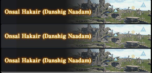Onsal Hakair (Danshig Naadam)
