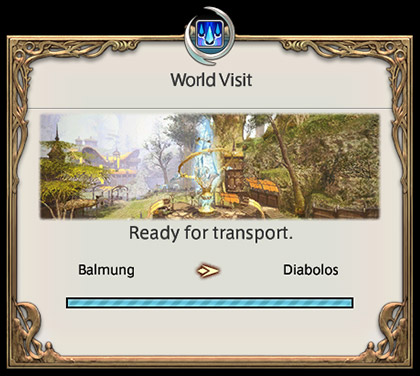World Visit System | FINAL FANTASY XIV, The Lodestone