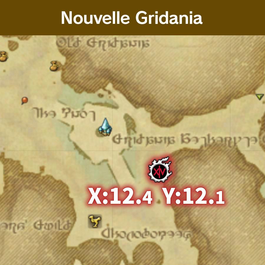 Nouvelle Gridania