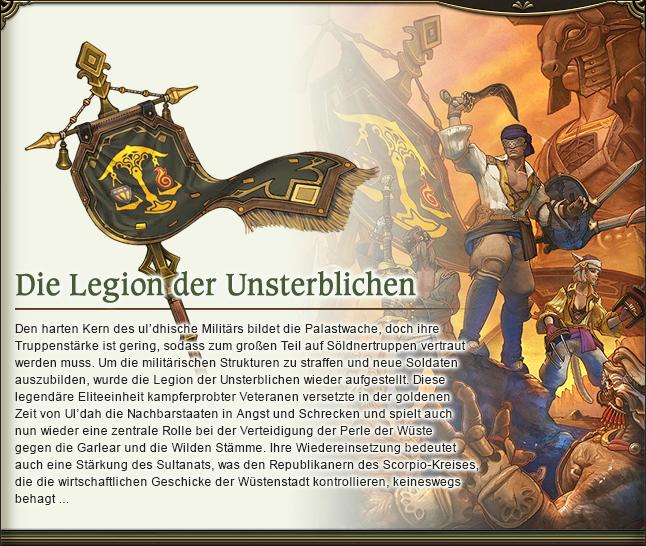 Die Legion der Unsterblichen