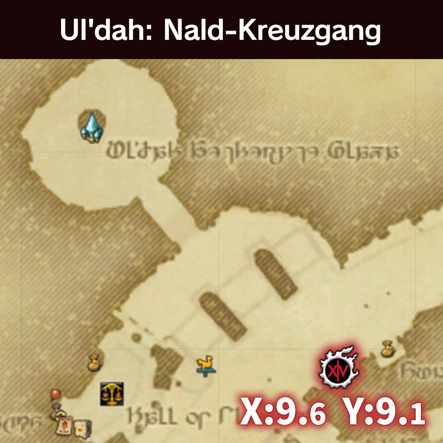 Ul'dah: Nald-Kreuzgang