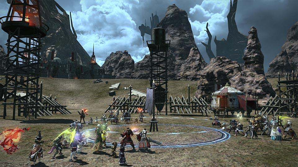 Frontline Final Fantasy Xiv The Lodestone