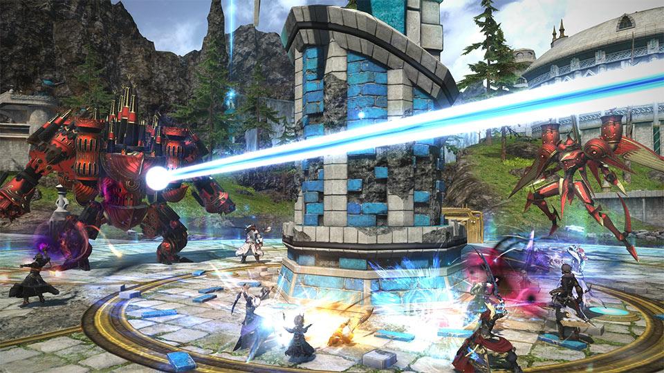 Stahlschwingen Final Fantasy Xiv Der Lodestone