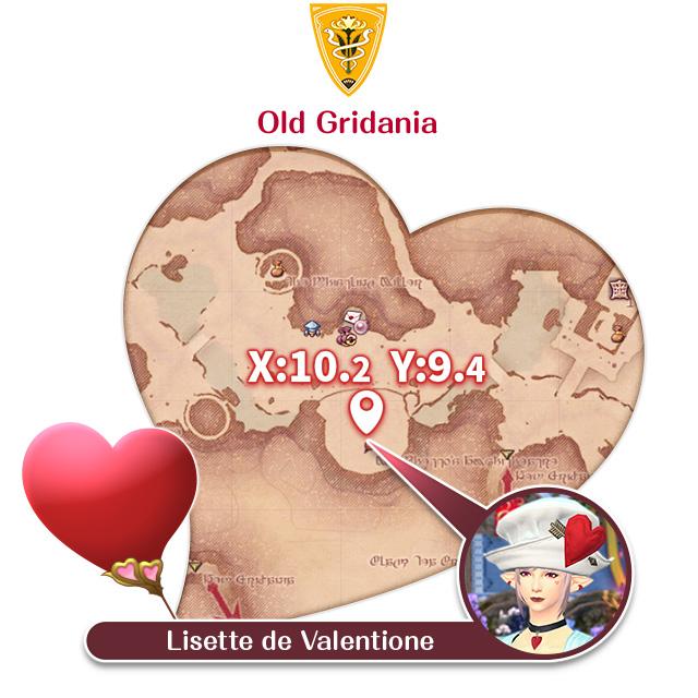 Old Gridania X:10.2 Y:9.4