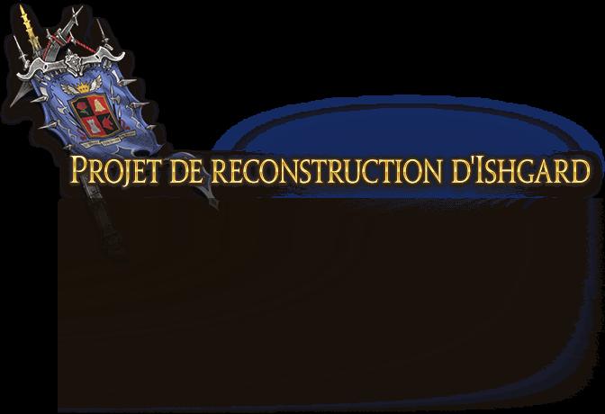 Projet de reconstruction d'Ishgard