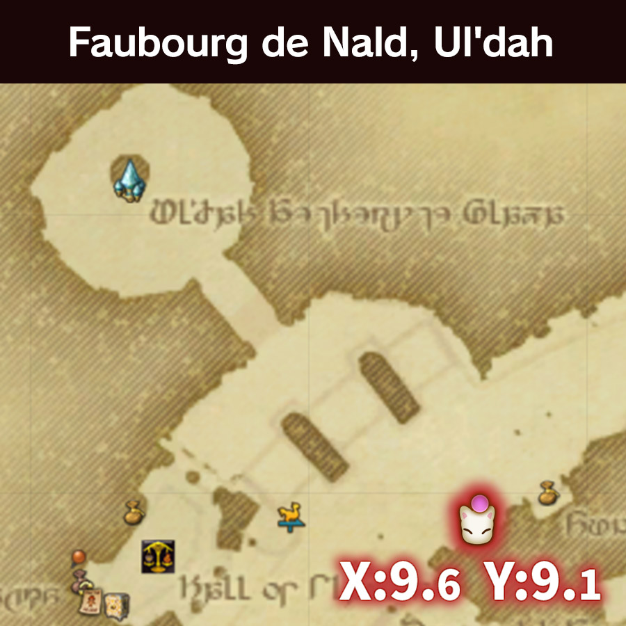 Faubourg de Nald, Ul'dah