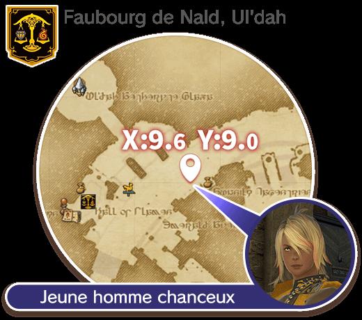 Ul'dah - Faubourg de Nald (9.6, 9.0)