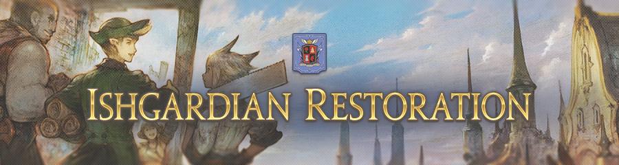 Ishgardian Restoration