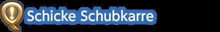 Schicke Schubkarre