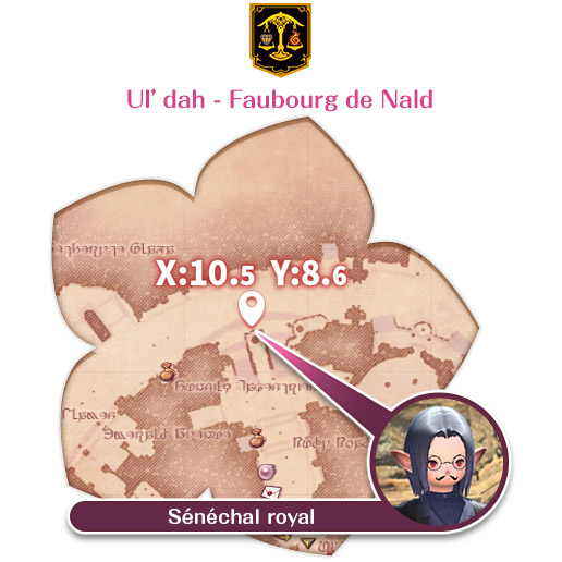 Ul'dah - Faubourg de Nald Sénéchal royal
