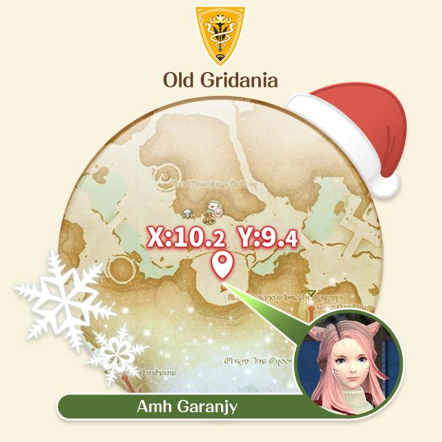 Old Gridania Amh Garanjy