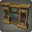 Eorzea Database Oasis Bookshelf