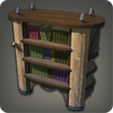 Eorzea Database Glade Bookshelf