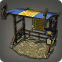 Eorzea Database Glade Open Shelf Bookcase