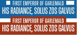 ガレマール帝国初代皇帝