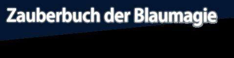 Zauberbuch der Blaumagie